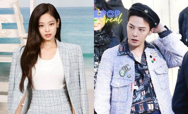 Rosé đèo Jisoo trên con xe y chang ảnh G-Dragon bị Dispatch tóm, hoá ra hẹn hò Jennie ở hậu trường quay MV Lovesick Girls? - Ảnh 1.