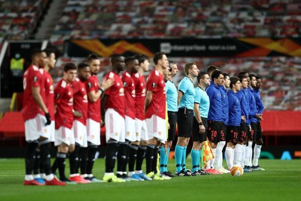 MU thoát thua trên sân nhà trước Real Sociedad - Ảnh 2.
