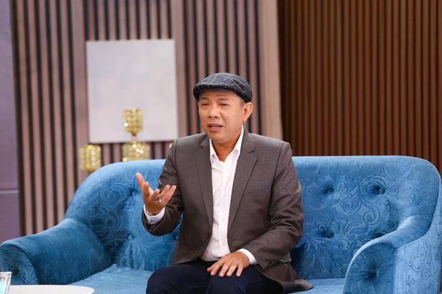 Sau 4 năm, NS Trung Dân nói gì khi bị hỏi về lùm xùm Hương Giang vô lễ trên sóng truyền hình? - Ảnh 3.