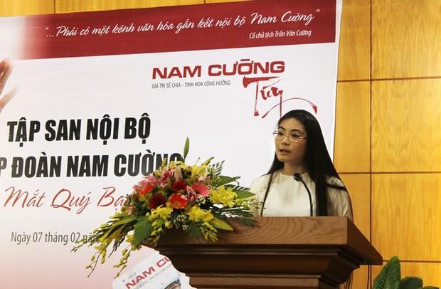 Chân dung Trần Thị Quỳnh Ngọc - cô con gái kín tiếng của bóng hồng quyền lực nhất nhì thị trường bất động sản - Ảnh 2.