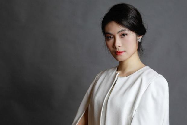 Chân dung Trần Thị Quỳnh Ngọc - cô con gái kín tiếng của bóng hồng quyền lực nhất nhì thị trường bất động sản - Ảnh 1.