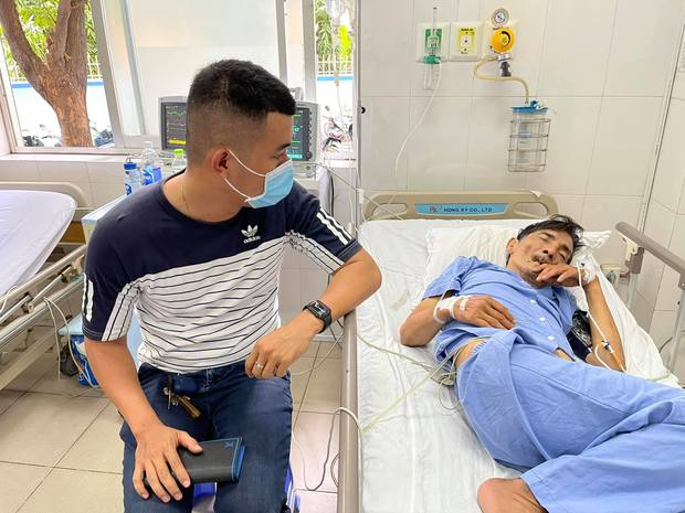 Trước gia cảnh khó khăn của nghệ sĩ Thương Tín, MC Phạm Anh kêu gọi quyên góp hỗ trợ viện phí - Ảnh 4.