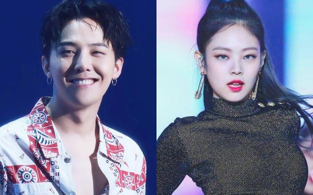 Clip bắt lú: G-Dragon và Jennie cộng lại vừa bằng Lisa? - Ảnh 1.
