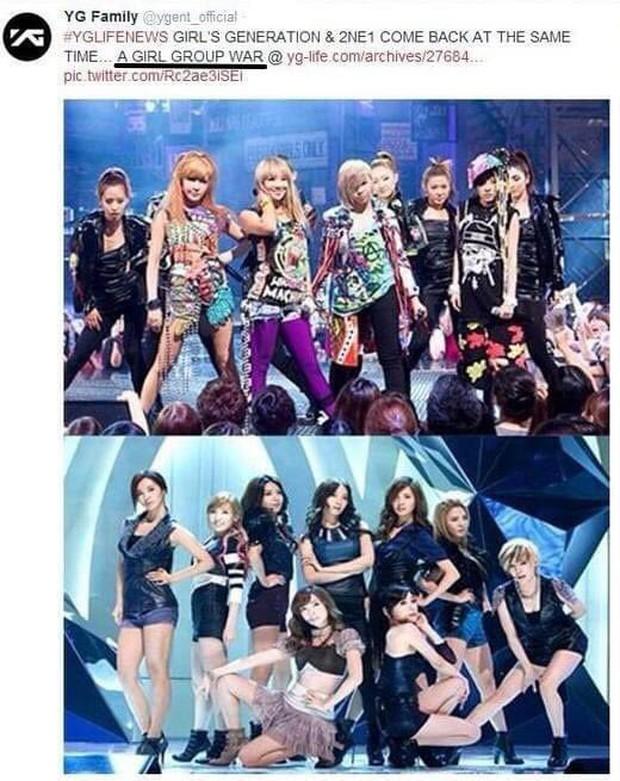 Nhìn lại trận chiến 7 năm trước giữa SNSD và 2NE1: Đối mặt với scandal huỷ hoại sự nghiệp, ai là bên chịu nhiều tổn thất hơn? - Ảnh 9.
