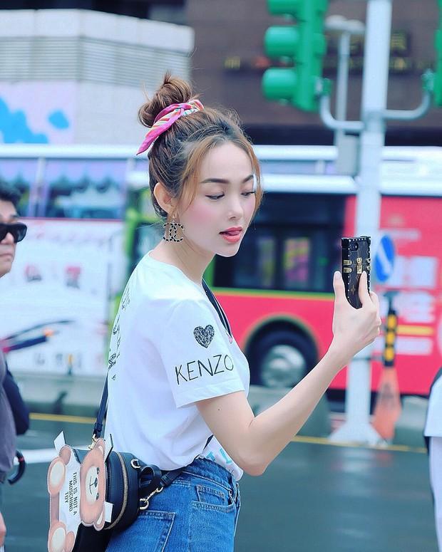 Những màn đổi tóc xuất thần của Minh Hằng: Tóc tém, tóc bob hay tóc dài đều xinh đáo để - Ảnh 18.