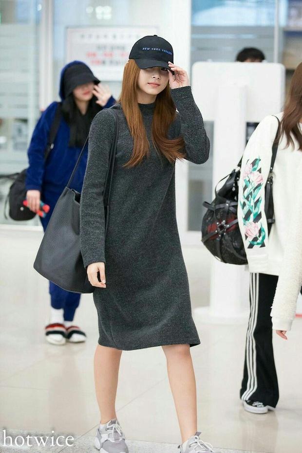 Riêng khoản diện váy thì Tzuyu hiếm khi mặc đẹp, sương sương cũng có đến 8 lần hơi fail - Ảnh 3.