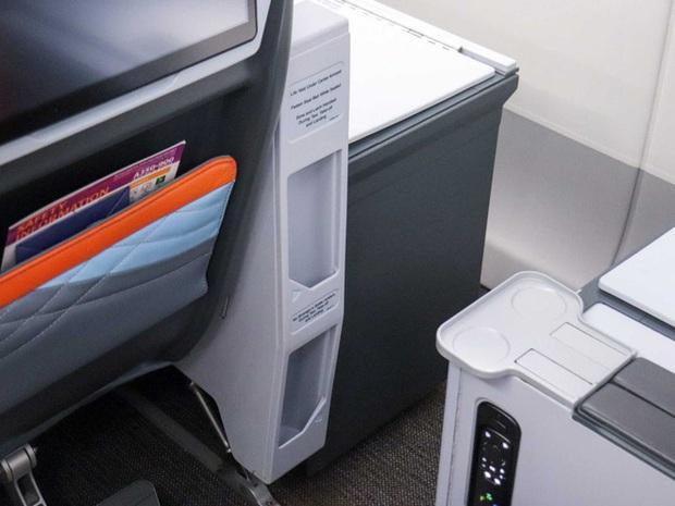 Bí mật ẩn sau 6 chiếc ghế luôn cháy vé của hãng hàng không Singapore Airlines - Ảnh 6.