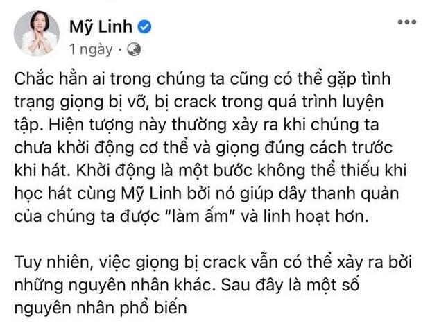 Netizen Việt réo gọi Chi Pu từ clip Hoà Minzy luyện thanh với cô giáo đến khoá học thanh nhạc của diva Mỹ Linh - Ảnh 3.