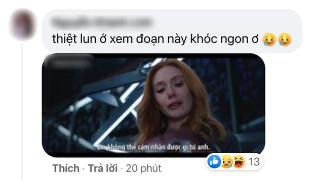 Netizen nức nở diễn xuất bùng nổ của Elizabeth Olsen ở WandaVision, đập tan định kiến diễn xuất nghèo nàn của siêu anh hùng Marvel! - Ảnh 11.