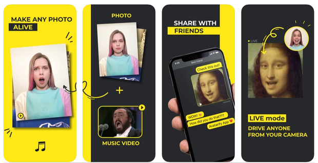 Giải mã ứng dụng deepfake triệu like Avatarify, có gì hay ho mà bứt phá lên top Apple Store dễ dàng thế? - Ảnh 4.