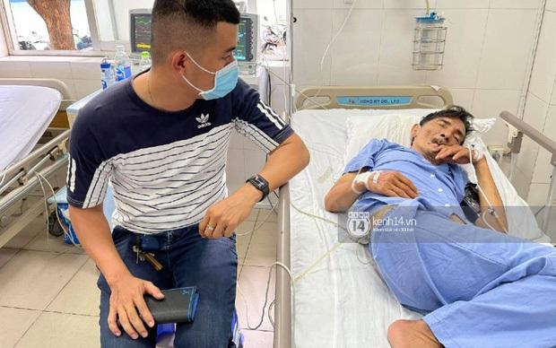 Vợ NS Thương tín đã có mặt tại bệnh viện, mẹ vợ nói rõ tình hình hiện tại! - Ảnh 3.