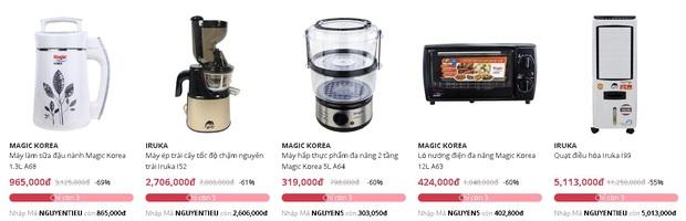 Loạt deal sale cực ngon tại các siêu thị điện máy trong hôm nay: Giảm tới 50% từ tủ lạnh đến tivi - Ảnh 5.