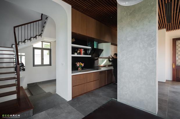 Biệt thự Vinhomes làm nội thất hết gần 1 tỷ, không gian đơn giản thoáng đãng chill hết biết - Ảnh 6.