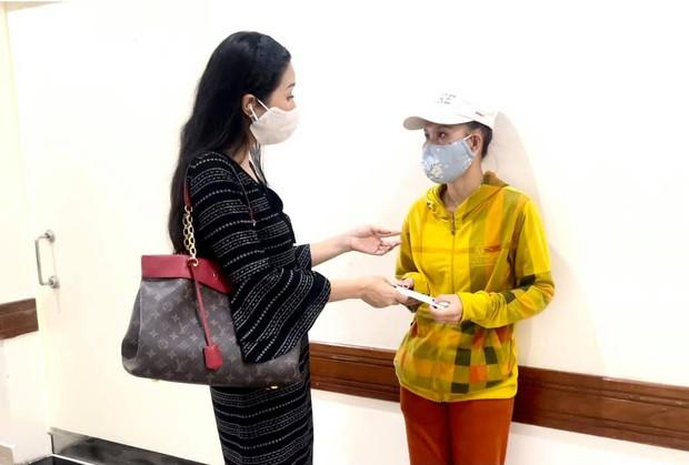 Trịnh Kim Chi đã kêu gọi được 150 triệu giúp NS Thương Tín sau 2 ngày, 1 phần tiền sẽ để làm điều đặc biệt cho con gái nam diễn viên? - Ảnh 8.