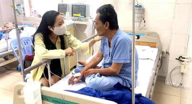 Trịnh Kim Chi đã kêu gọi được 150 triệu giúp NS Thương Tín sau 2 ngày, 1 phần tiền sẽ để làm điều đặc biệt cho con gái nam diễn viên? - Ảnh 6.