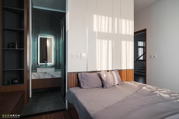 Biệt thự Vinhomes làm nội thất hết gần 1 tỷ, không gian đơn giản thoáng đãng chill hết biết - Ảnh 7.
