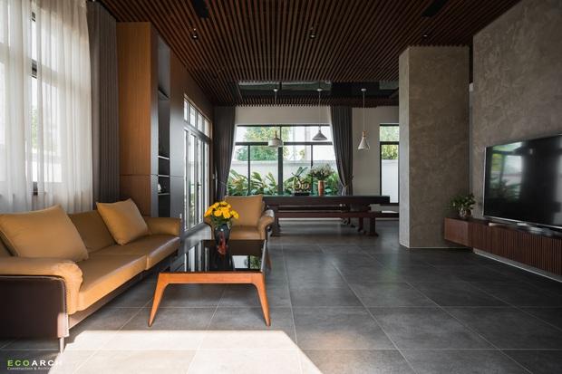 Biệt thự Vinhomes làm nội thất hết gần 1 tỷ, không gian đơn giản thoáng đãng chill hết biết - Ảnh 3.