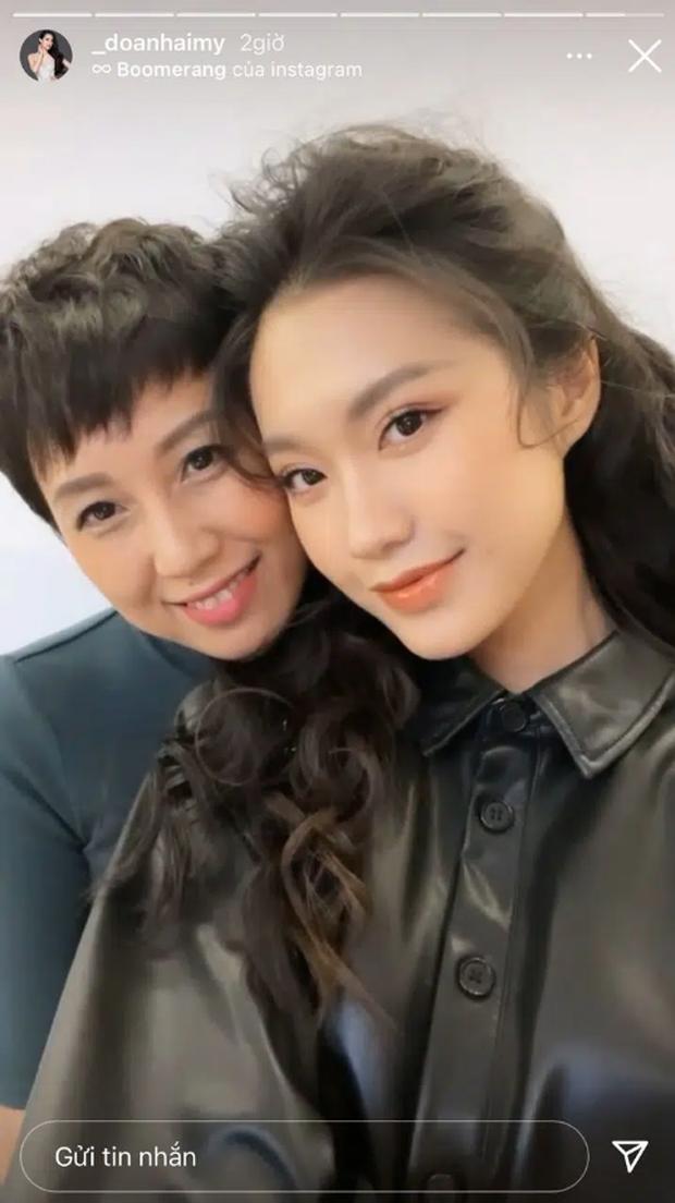 Khoe nhan sắc của ông bà ngoại gần 50 năm trước, gái xinh khiến dân mạng vỡ lẽ khi lọt top 10 Hoa hậu Việt Nam - Ảnh 4.