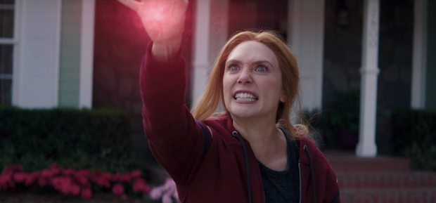Netizen nức nở diễn xuất bùng nổ của Elizabeth Olsen ở WandaVision, đập tan định kiến diễn xuất nghèo nàn của siêu anh hùng Marvel! - Ảnh 5.