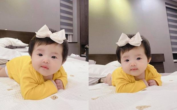 Đông Nhi tung ảnh siêu cưng của Ông Cao Thắng và con gái, tuyên bố thế lực nhí Winnie mới chính là nóc nhà - Ảnh 3.