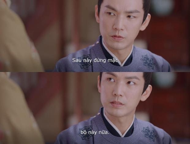 Trà xanh Cẩm Tâm Tựa Ngọc giở trò chèn ép liền bị vợ cả Đàm Tùng Vận bật lại, còn được Chung Hán Lương dạy cho 5 bài học đến khóc thét - Ảnh 10.