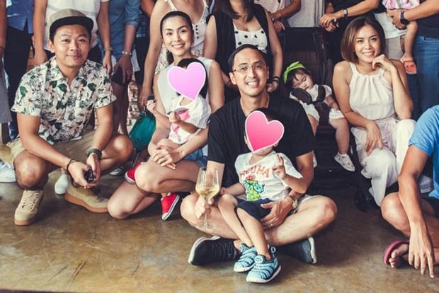 Hà Tăng cùng cả gia đình đi học vẽ, nhìn đến thành phẩm của Louis Nguyễn mới té ngửa - Ảnh 5.