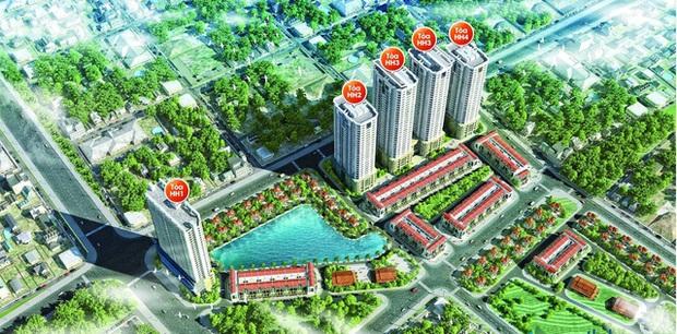 4 chung cư ở Hà Nội đang có giá bán dưới 1 tỷ đồng cho người độc thân và các gia đình trẻ có mức thu nhập trung bình - Ảnh 2.