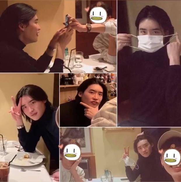 Lee Jong Suk tóc dài lãng tử quá, khoe visual mong manh đến siêu thực làm fangirl bị quật cực mạnh - Ảnh 6.