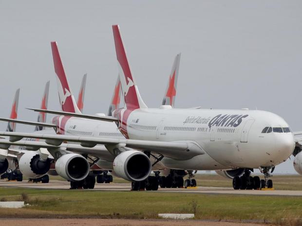 """Hãng hàng không Qantas thử nghiệm """"hộ chiếu Covid-19"""" cho chặng bay quốc tế - Ảnh 1."""
