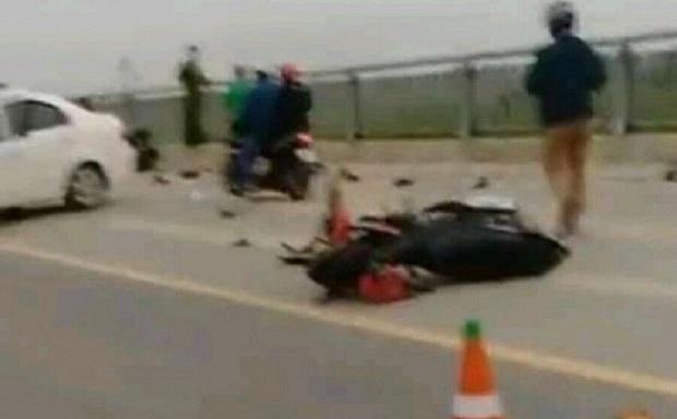 Vụ xe ô tô trốn đo nồng độ cồn, tông 4 em học sinh: Thêm nạn nhân tử vong - Ảnh 1.