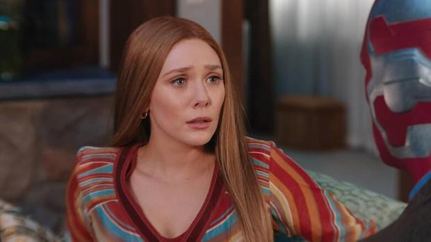 Netizen nức nở diễn xuất bùng nổ của Elizabeth Olsen ở WandaVision, đập tan định kiến diễn xuất nghèo nàn của siêu anh hùng Marvel! - Ảnh 3.