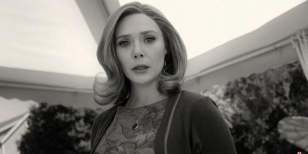 Netizen nức nở diễn xuất bùng nổ của Elizabeth Olsen ở WandaVision, đập tan định kiến diễn xuất nghèo nàn của siêu anh hùng Marvel! - Ảnh 13.