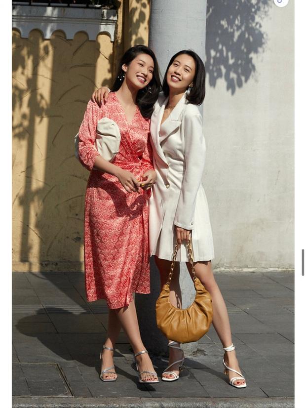 Street style Châu Á: Nhiều màu sắc xuống phố nhưng bất ngờ nhất là màn khoe eo mỏng dính của cô nàng váy cam - Ảnh 14.