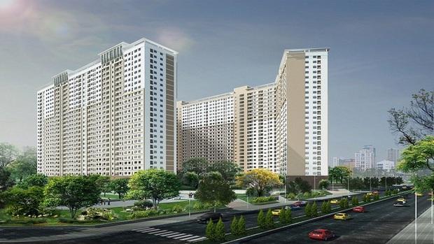 4 chung cư ở Hà Nội đang có giá bán dưới 1 tỷ đồng cho người độc thân và các gia đình trẻ có mức thu nhập trung bình - Ảnh 3.
