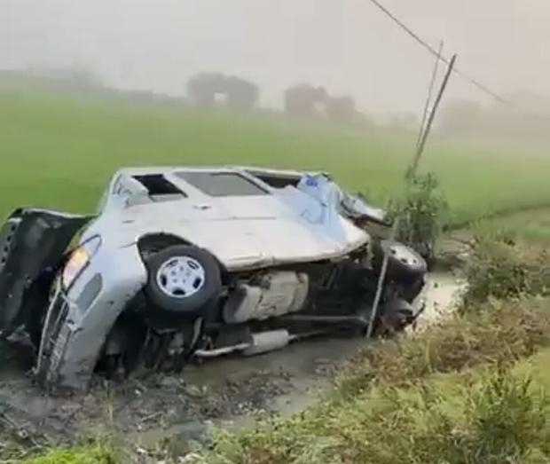 Tai nạn nghiêm trọng ở Bạc Liêu: 1 người tử vong, 7 người bị thương - Ảnh 3.