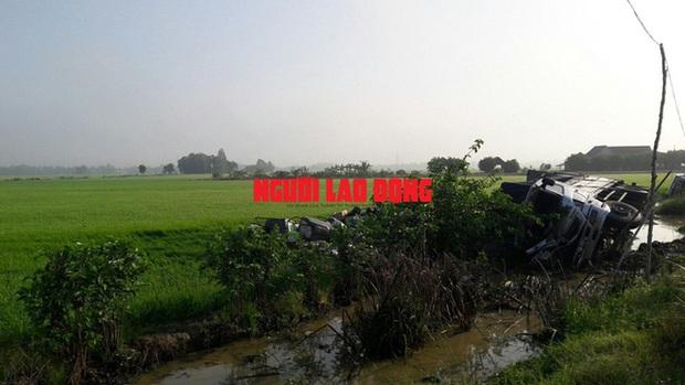 Tai nạn nghiêm trọng ở Bạc Liêu: 1 người tử vong, 7 người bị thương - Ảnh 4.