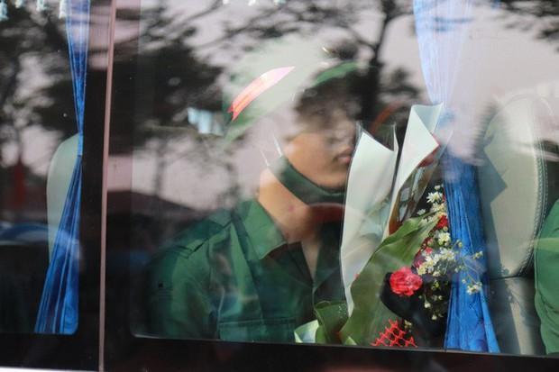 Nữ tân binh: Nghĩa vụ bảo vệ Tổ quốc không chỉ của riêng nam giới - Ảnh 10.