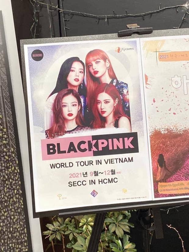 Xôn xao tấm poster BLACKPINK tổ chức concert tại Việt Nam cuối năm nay, netizen liếc qua rồi cất vào một góc vì... ai rảnh đâu mà tin - Ảnh 3.