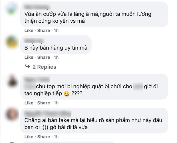 Kỳ công bóc phốt shop mỹ phẩm uy tín bán hàng fake, chủ thớt lại bị netizen ném đá ngược đau điếng - Ảnh 5.