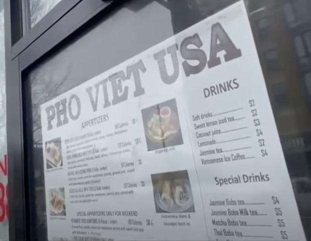 Tô phở Việt ở thủ đô nước Mỹ trông như thế nào? - Ảnh 2.
