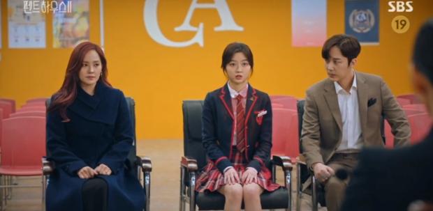 Penthouse 2 tập 4 bùng nổ drama và những cú lừa: Hội rich kid thua đau trước Ro Na, Yoon Hee thiết lập liên minh báo thù mới? - Ảnh 8.