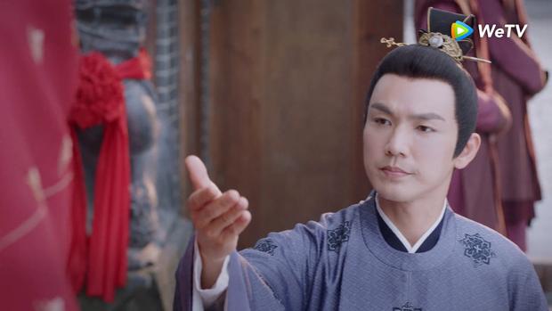 Trà xanh Cẩm Tâm Tựa Ngọc giở trò chèn ép liền bị vợ cả Đàm Tùng Vận bật lại, còn được Chung Hán Lương dạy cho 5 bài học đến khóc thét - Ảnh 3.