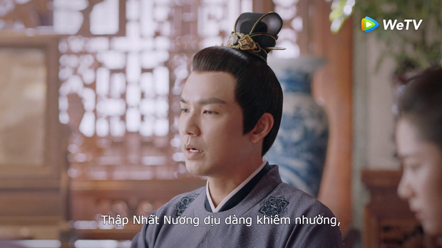 Trà xanh Cẩm Tâm Tựa Ngọc giở trò chèn ép liền bị vợ cả Đàm Tùng Vận bật lại, còn được Chung Hán Lương dạy cho 5 bài học đến khóc thét - Ảnh 4.