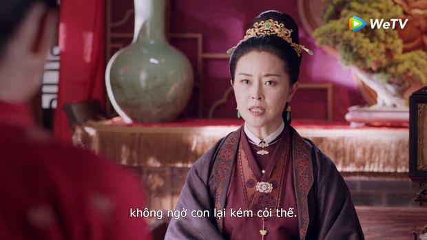 Trà xanh Cẩm Tâm Tựa Ngọc giở trò chèn ép liền bị vợ cả Đàm Tùng Vận bật lại, còn được Chung Hán Lương dạy cho 5 bài học đến khóc thét - Ảnh 5.