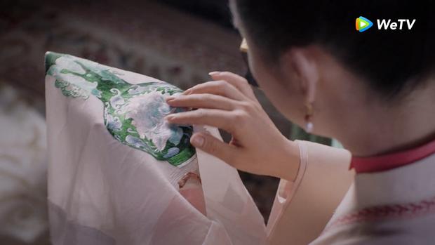 Trà xanh Cẩm Tâm Tựa Ngọc giở trò chèn ép liền bị vợ cả Đàm Tùng Vận bật lại, còn được Chung Hán Lương dạy cho 5 bài học đến khóc thét - Ảnh 6.