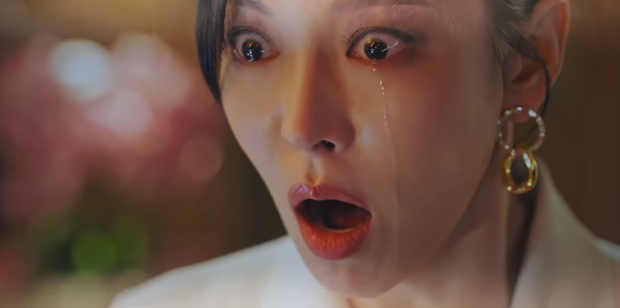Ác nữ Seo Jin toang cực độ ở preview tập 5 Penthouse 2: Hết ghen lồng lộn với Yoon Hee lại bị rich kid vạch mặt - Ảnh 2.