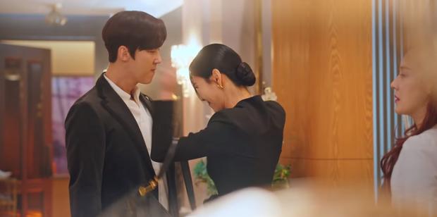 Ác nữ Seo Jin toang cực độ ở preview tập 5 Penthouse 2: Hết ghen lồng lộn với Yoon Hee lại bị rich kid vạch mặt - Ảnh 4.