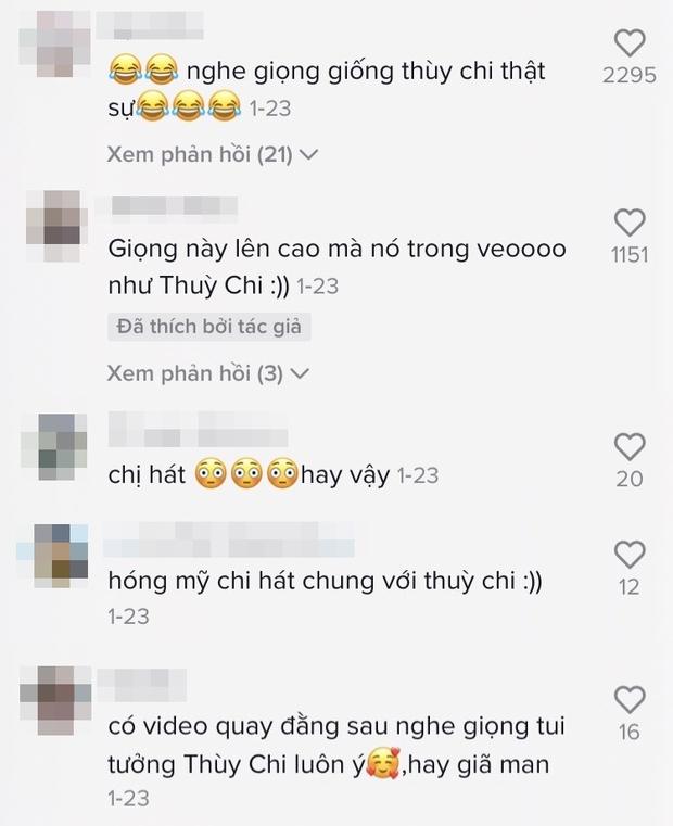 Phương Mỹ Chi cover Nàng Thơ: lên nốt cao vút khiến netizen thấy đau họng giùm, còn gọi tên Thùy Chi vì quá giống - Ảnh 3.