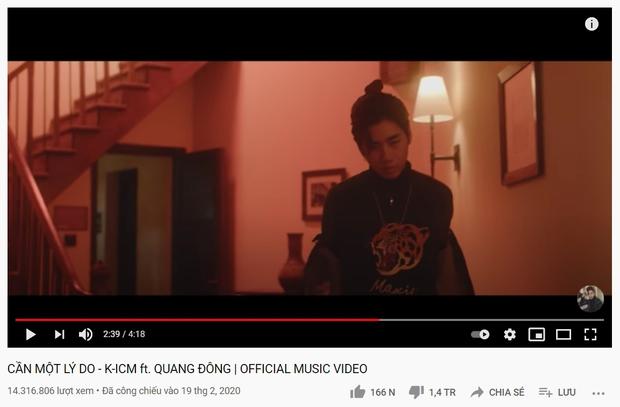 Đây là nam nghệ sĩ vẫn giữ vững thành tích sở hữu 4 MV bị dislike nhiều nhất Vpop suốt 1 năm qua - Ảnh 3.