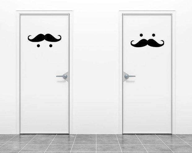 """Những biển toilet siêu buồn cười """"thấy một lần là nhớ cả đời"""", đúng là óc sáng tạo và hài hước của con người là bất tận! - Ảnh 9."""